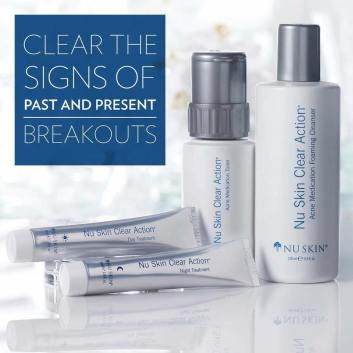 Clear Action Acne Treatment